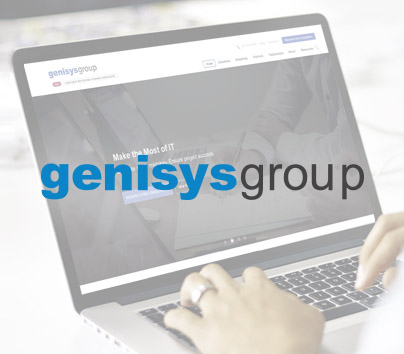 Web-сайт для «Genisys Group»