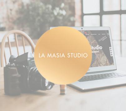 Web-сайт для «La Masia Studio»