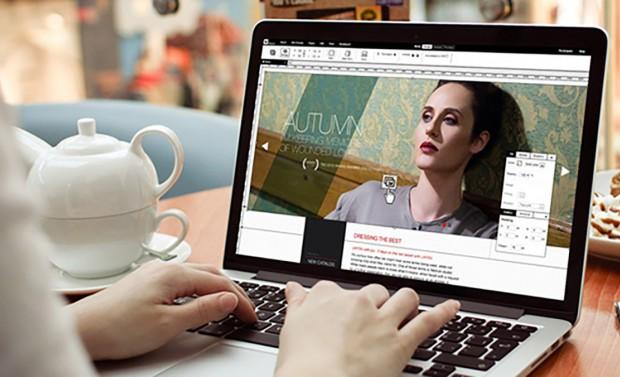 Руководство по работе с web-дизайнером